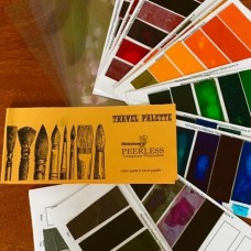 Peerless Travel Palette Empty