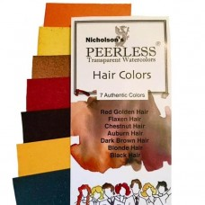 Peerless Hair Colours
